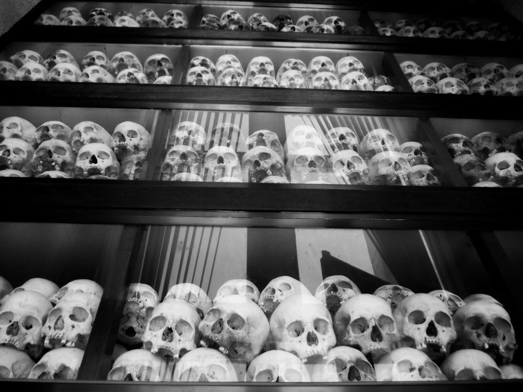 Killing fields - Cambodja
