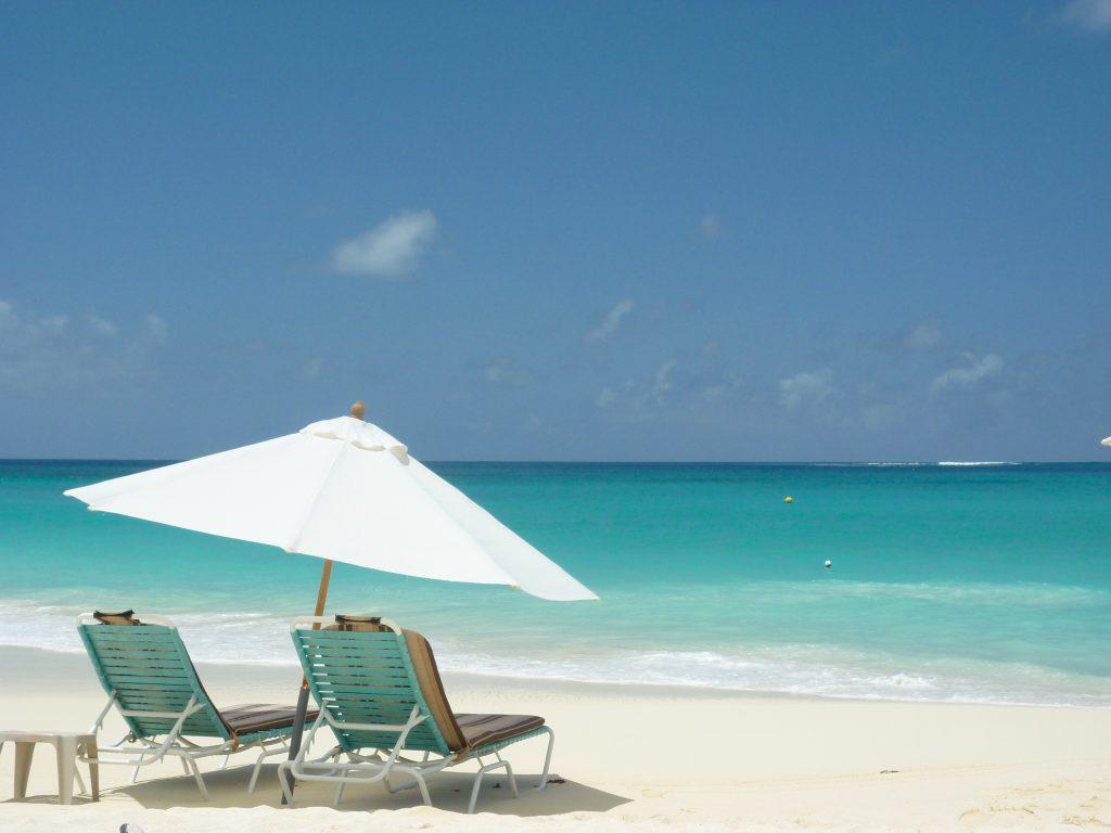Anguilla - strandhoppen Sint Maarten