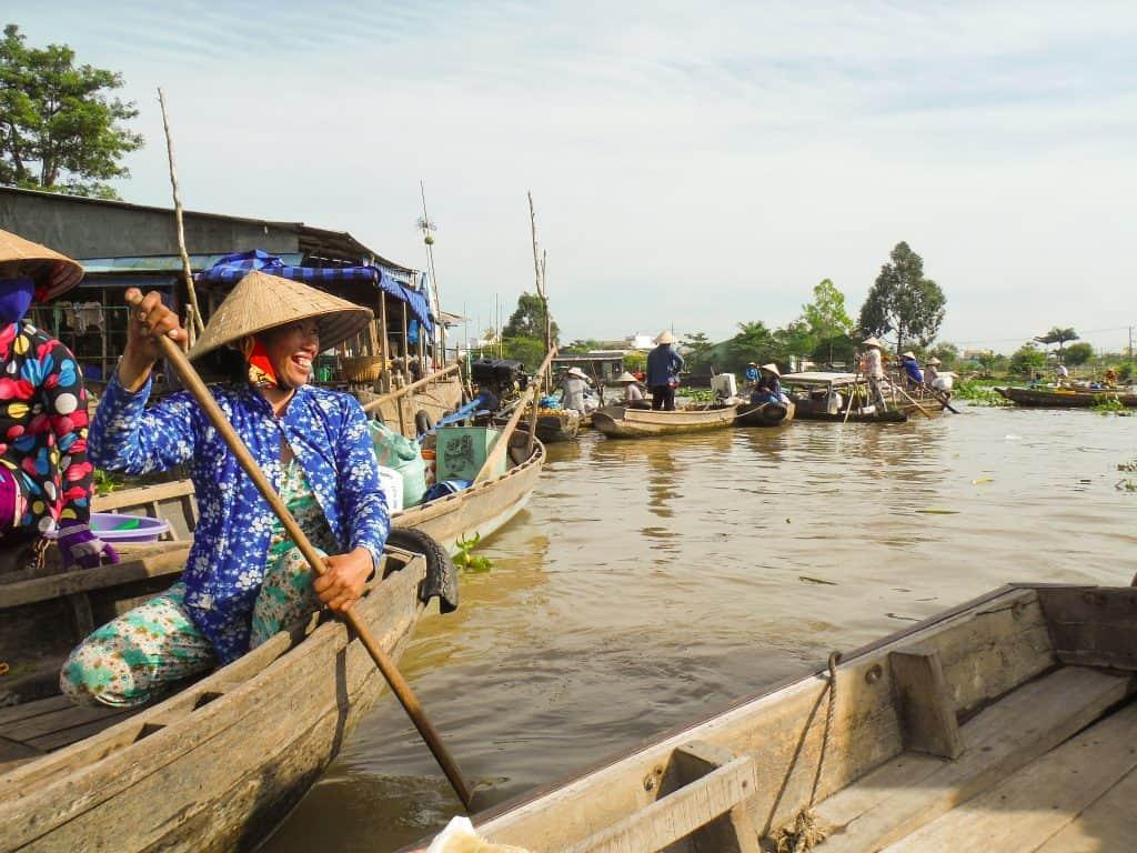 Can Tho reisroute Vietnam