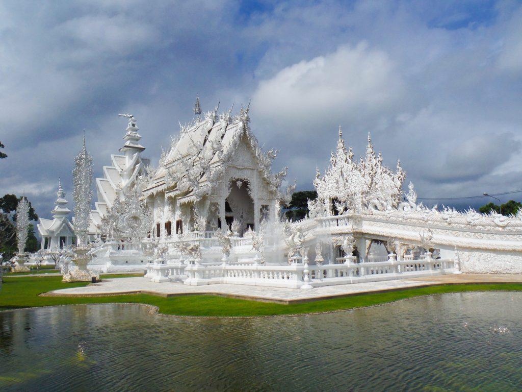 Chiang Rai - reisroute Thailand