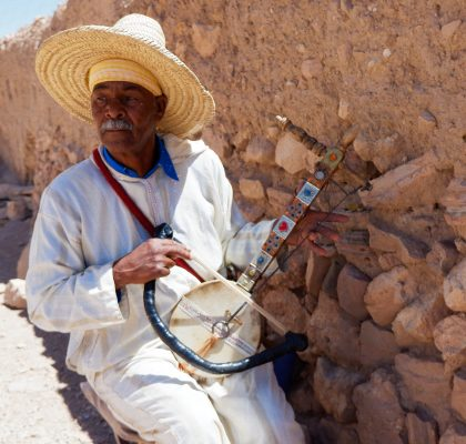 Lokale muzikant