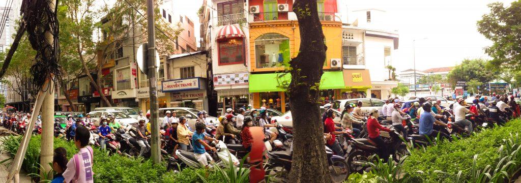 Ho Chi Minh - reisroute Vietnam