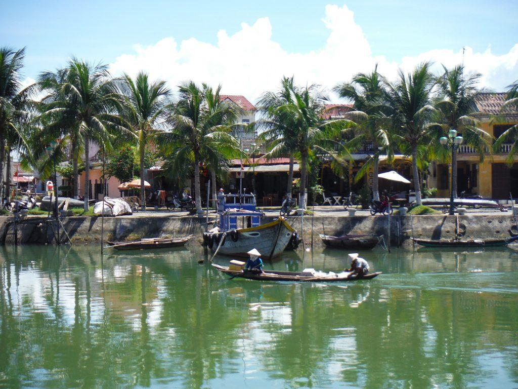Hoi An - reisroute Vietnam
