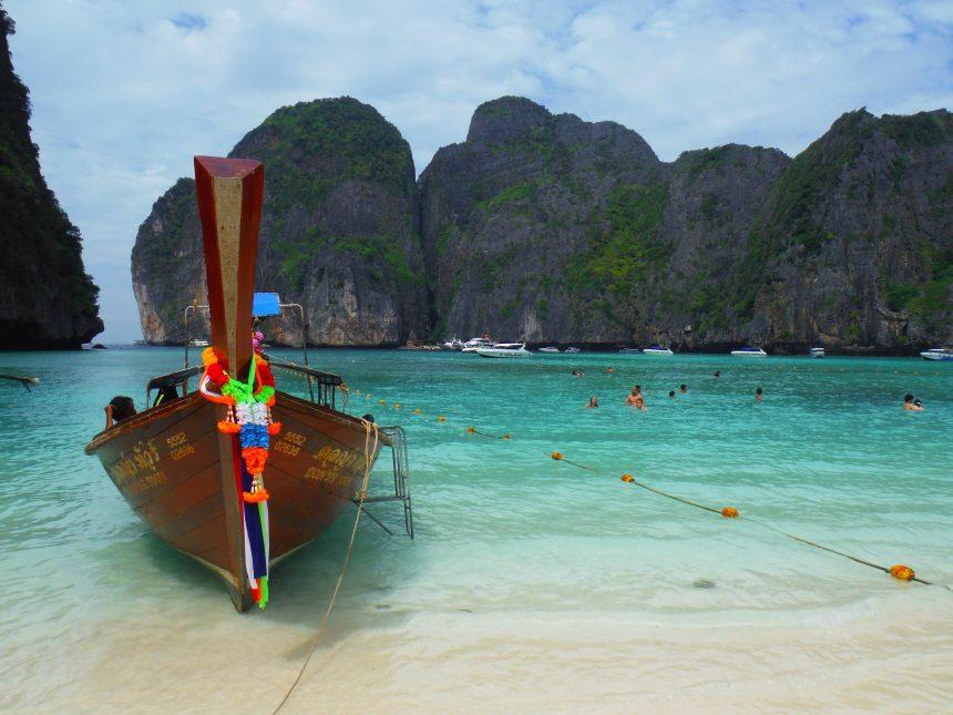Koh Phi Phi - reisroute Thailand