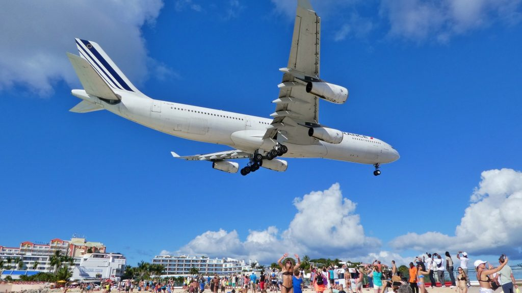 Maho Beach - Sint Maarten