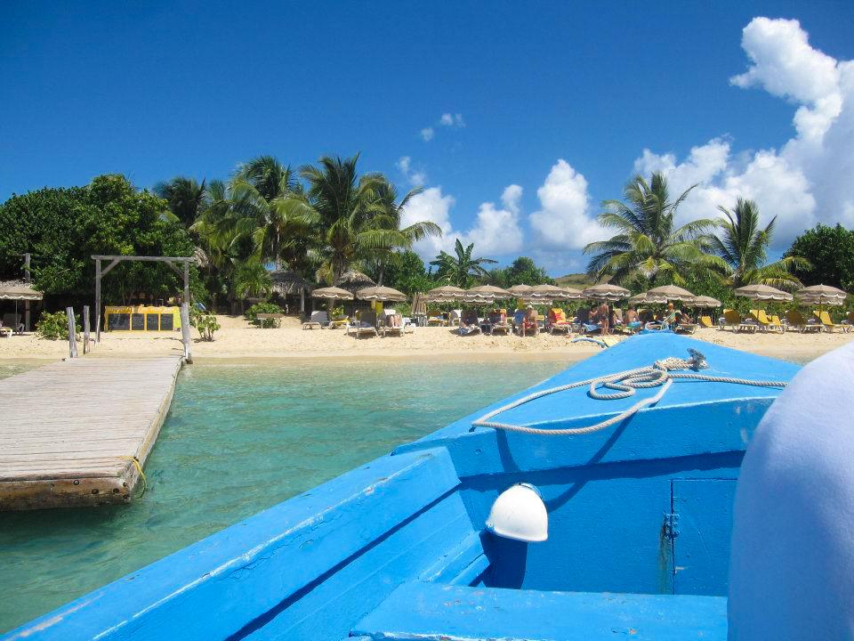 Pinel Island - Sint Maarten