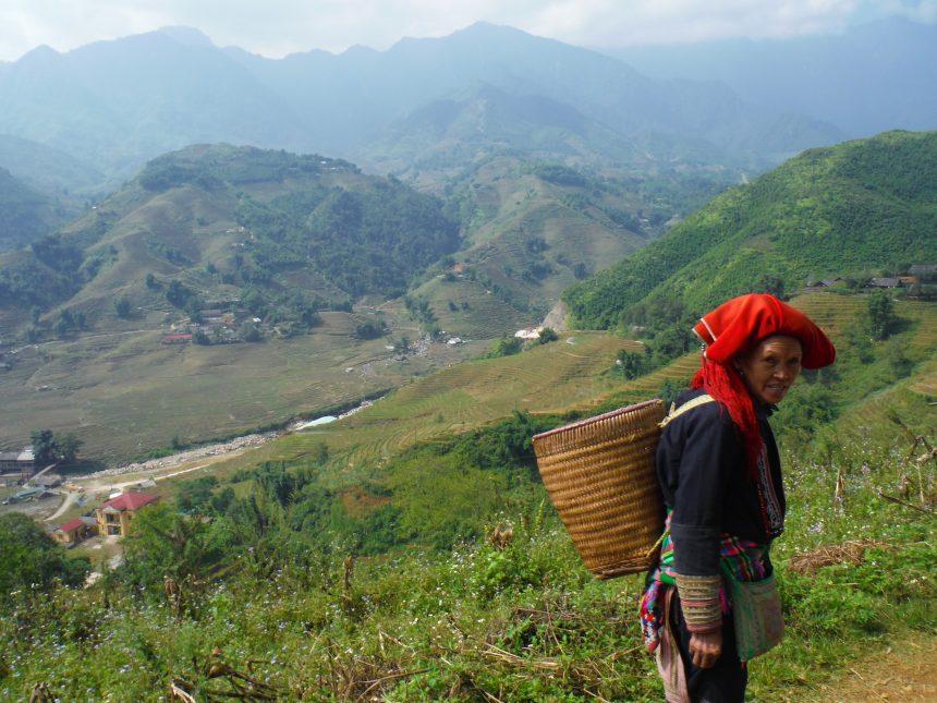 Sapa - reisroute Vietnam