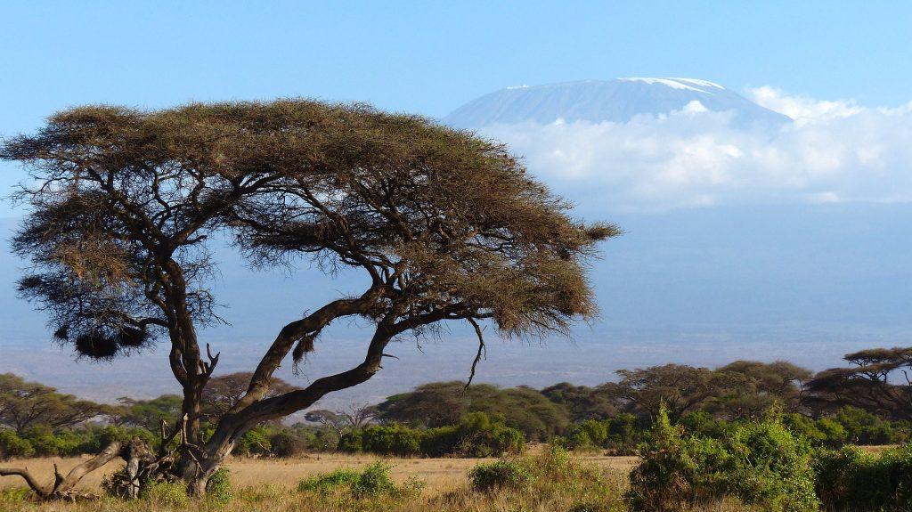 Kilimanjaro - Reisroute Tanzania