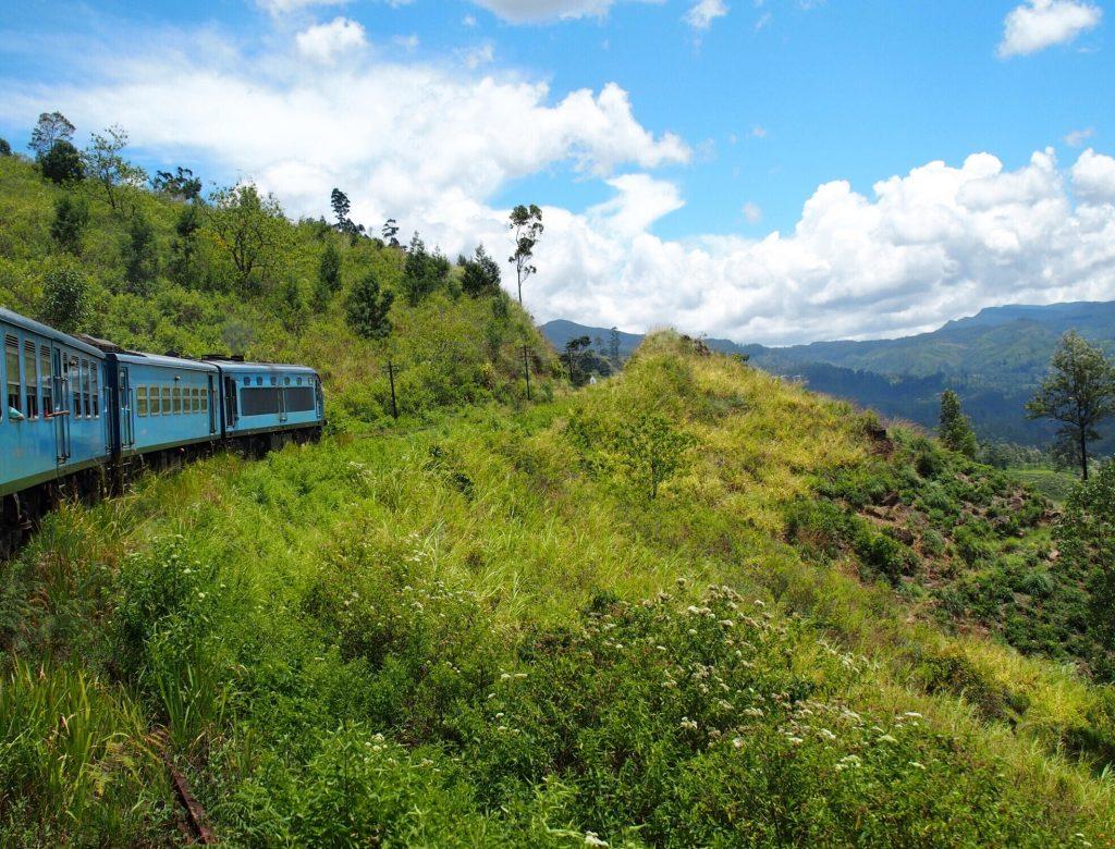 Kandy - Ella - Reisroute Sri Lanka
