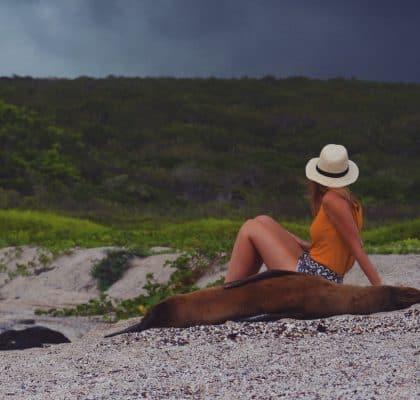 San Cristobal Galapagos reisroute2