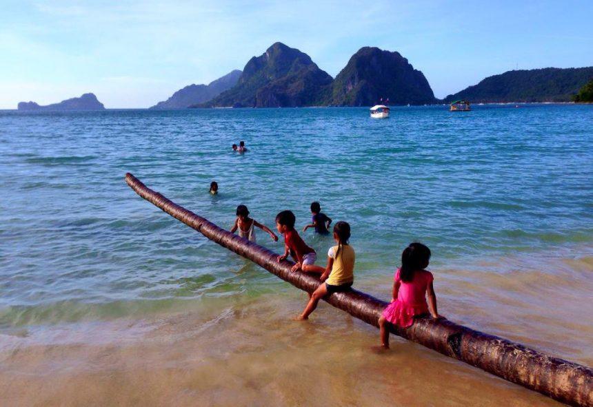 Rondreisroute Filipijnen El Nido
