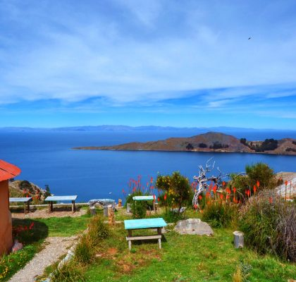 Rondreisroute bolivia Isla del sol