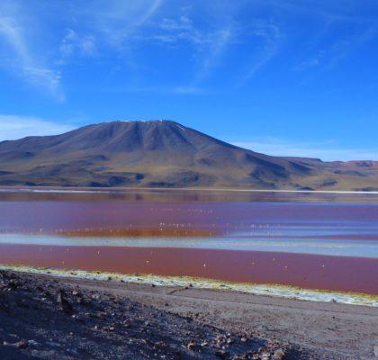 Rondreisroute Bolivia Uyuni lagoon