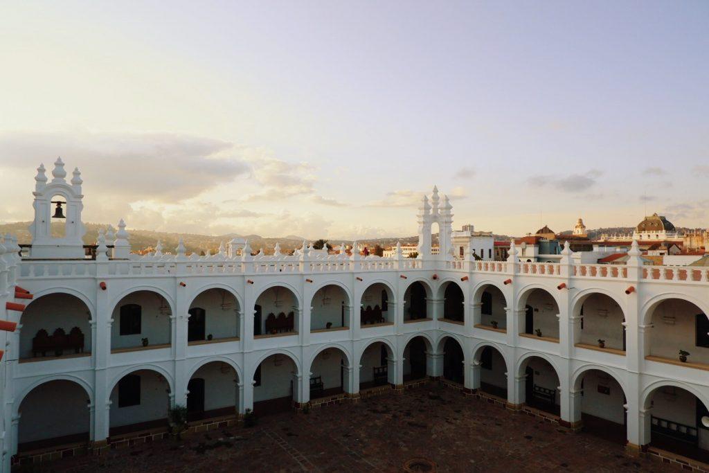 Rondreisroute Bolivia Sucre