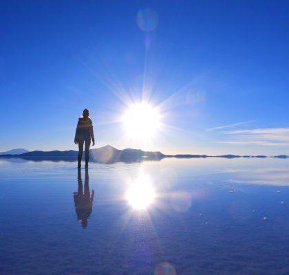 Rondreisroute Bolivia Uyuni zoutvlaktes